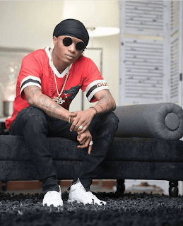 Wizkid tall like Aki and Paw Paw – Zlatan mocks Starboy Wiz