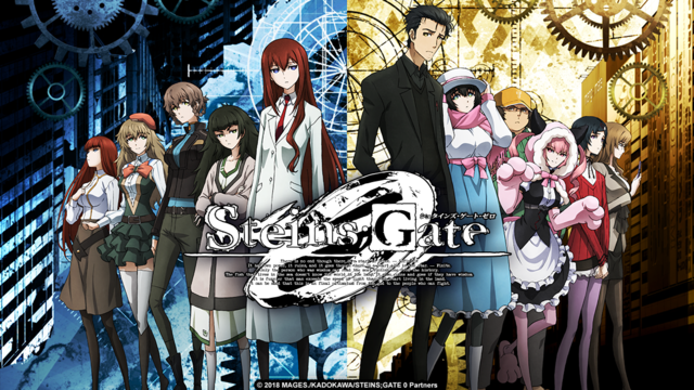 Steins Gate:0 (Season 2) Episode 1-23 Subtitle Indonesia