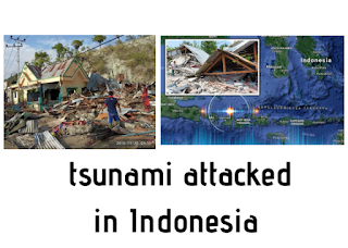 Indonesia earthquake and tsunami attack ~ tamilviews.in