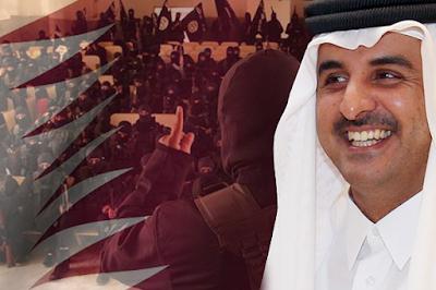قطريليكس تفضح دور الدوحة فى ملف سد النهضة للإضرار بأمن مصر