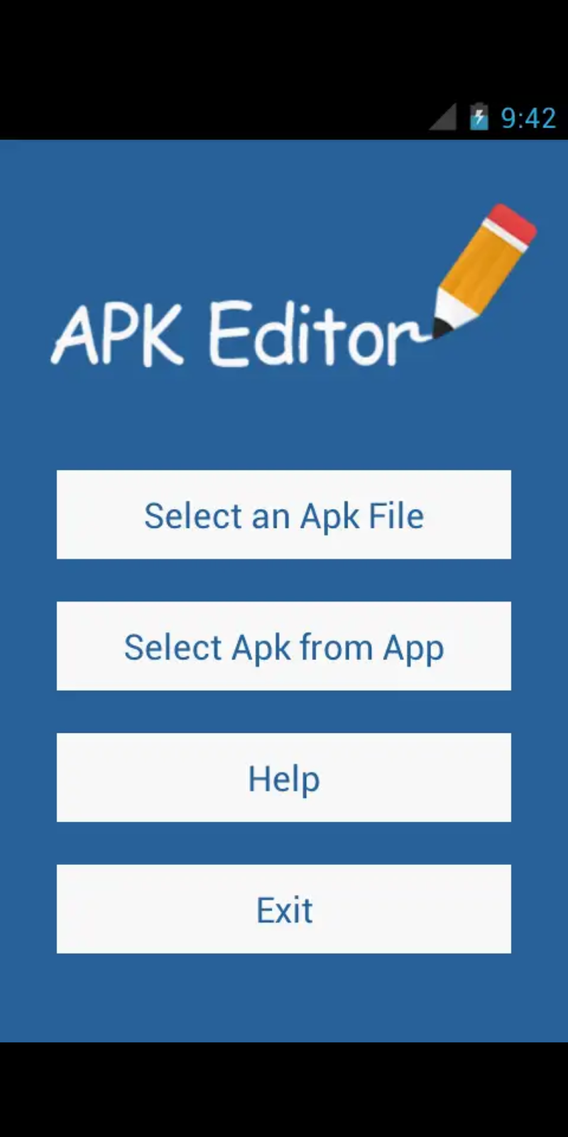 Apk Editor Pro Free Download Premium Android App