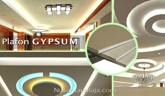 harga borongan tenaga pasang plafon gypsum