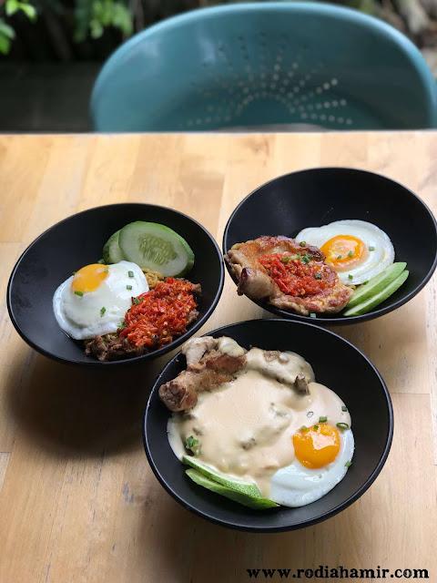 Signatutre Menu Indobowl Café Sungai Besi