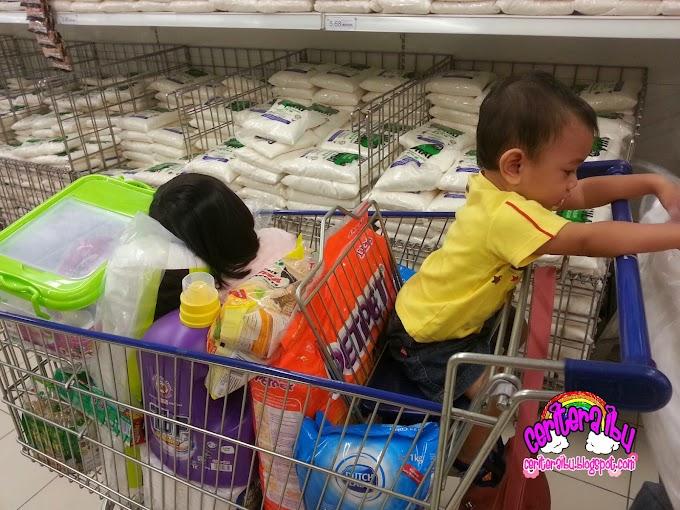TIPS Sebelum Keluar Berbelanja /'Shopping'