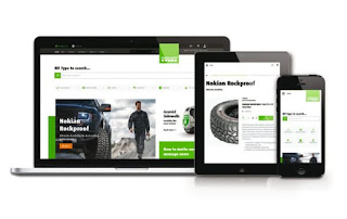 Nokian Tyres Dealer Services, destinat distribuitorilor de anvelope