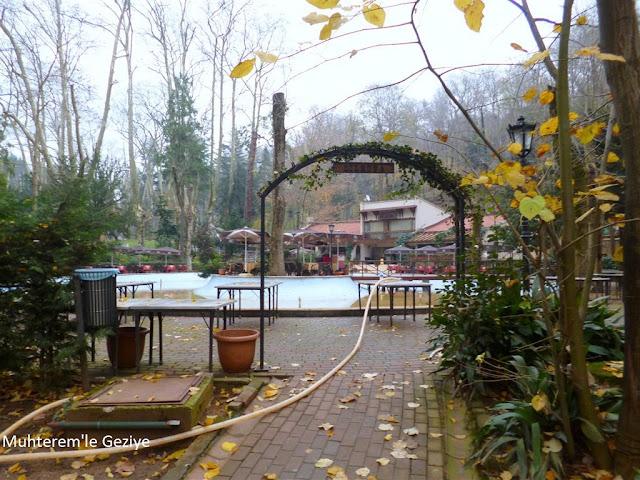 Beykoz korusu çay bahçesi