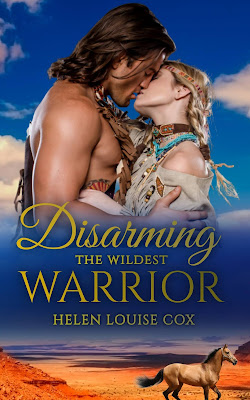 Disarming the Wildest Warrior by Helen Cox book cover
