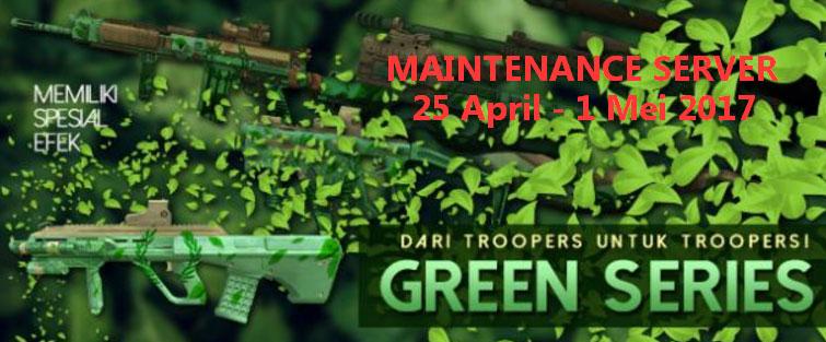 Event PB Garena 25 April 2017 Menyambut Hari Buruh