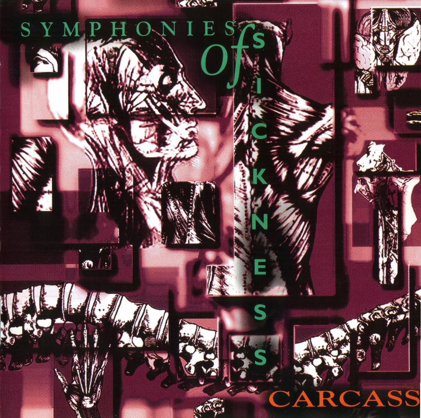 Carcass – Discography [320 kbps][Mega] | Valhalla Metal ...