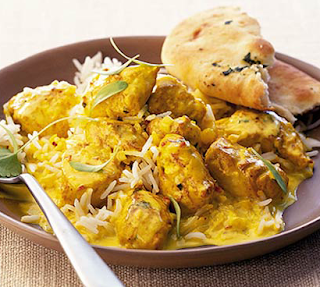 Creamy masala chicken