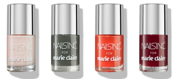 Nails Inc Marie Claire April 2016