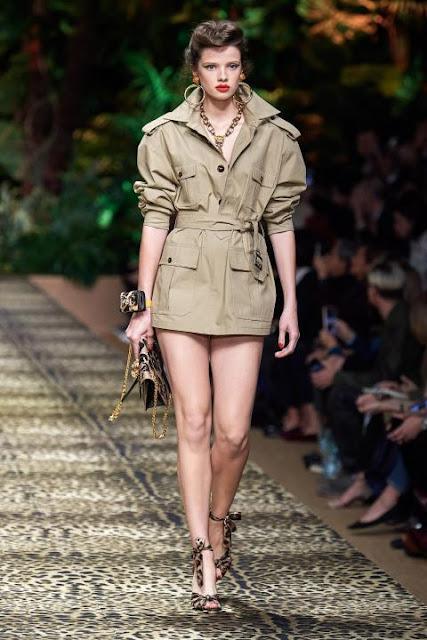 Модное платье весна-лето 2020 12