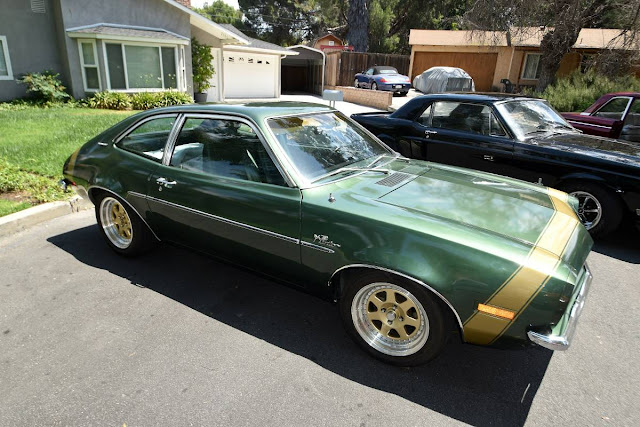 Daily Turismo Nice Paint Scheme 1971 Ford Pinto