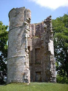 castle dangerous, walter scott, james douglas, scottish history, medieval history