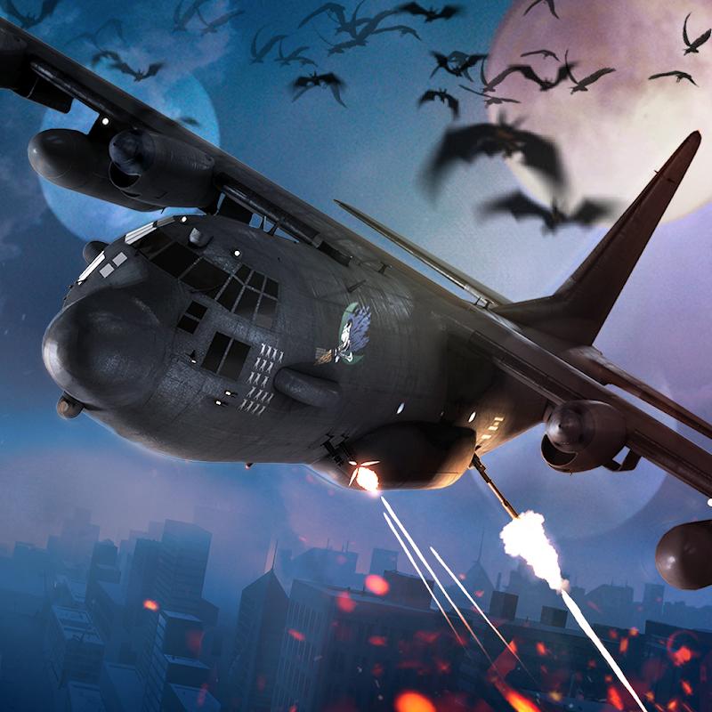 Zombie Gunship Survival 1.5.6 Apk Mod [Munição Infinita]