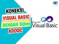 Koneksi visual basic dengan sqlite ADODC