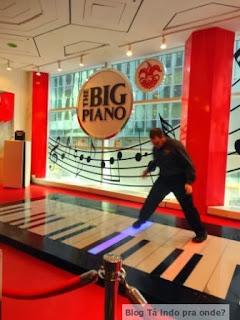"""piano do filme """"Big"""""""