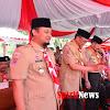 Gubernur Sulsel Pimpin Apel Besar Gerakan Pramuka Ke-58 Tahun 2019