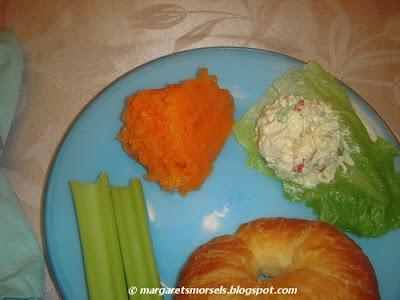 Margaret's Morsels | Fruity Orange Gelatin