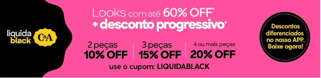 Liquida Black Friday C&A