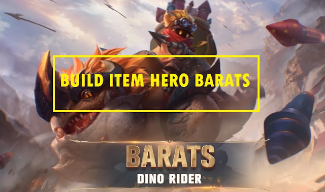 Skill Hero Barats Mobile Legends