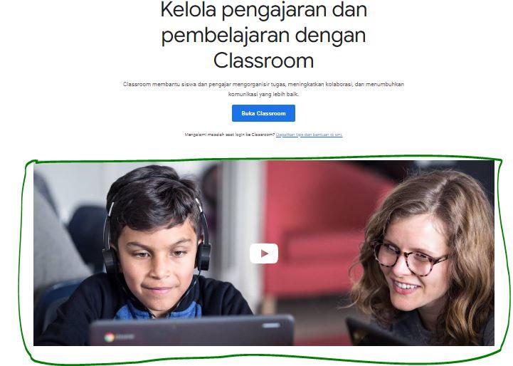 2 Cara  Mengakses Google Classroom Offline Tanpa Internet