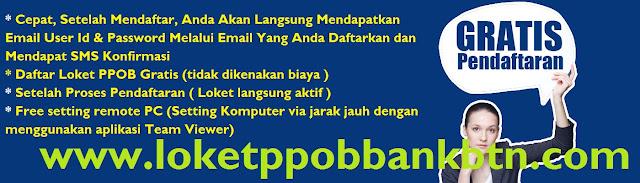 PPOB BTN | Cara Daftar Loket PPOB Bank BTN