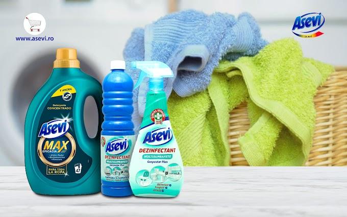 Cum pastram prosoapele curate si igienizate in aceasta perioada?