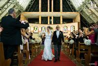 casamento com cerimônia no santuário mãe de deus em porto alegre e recepção e festa no salão por-dol-sol da aabb porto alegre com decoração simples elegante e sofisticada em verde cristais e branco por fernanda dutra cerimonialista em porto alegre wedding planner em portugal