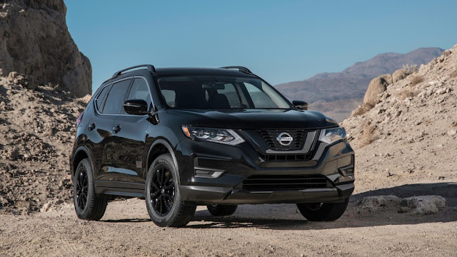 Nissan Rogue One Star Wars Edición Limitada 2017 - Color Negro