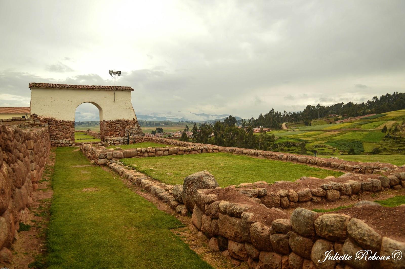 Ruines au Pérou