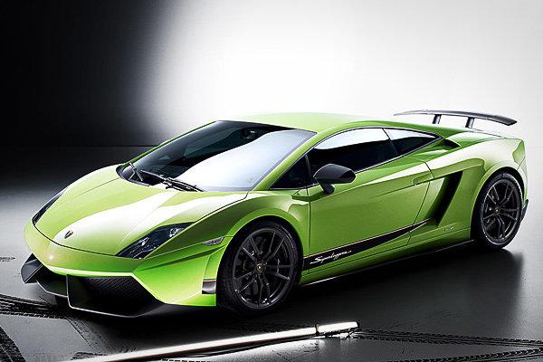 Top 10 Fastest Lamborghinis Ferrari Prestige Cars