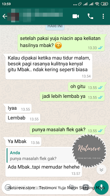 Testi Some By Mi Yuja Niacin Brightening Sleeping Mask
