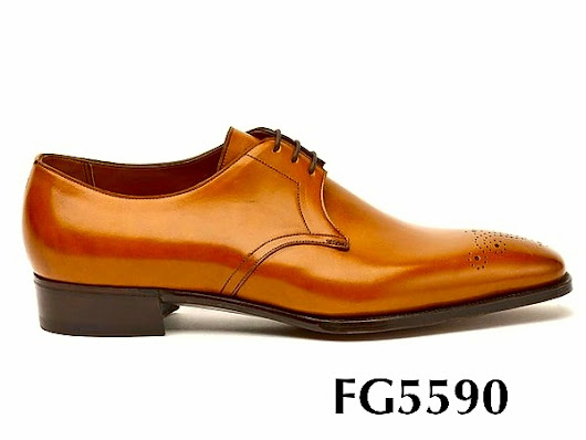 Cheap labour cost + surprising price = FG High quality shoes