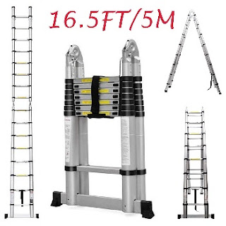 16 ft telescoping ladder
