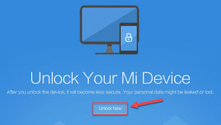 Unlock Bootloader [UBL] Xiaomi Device