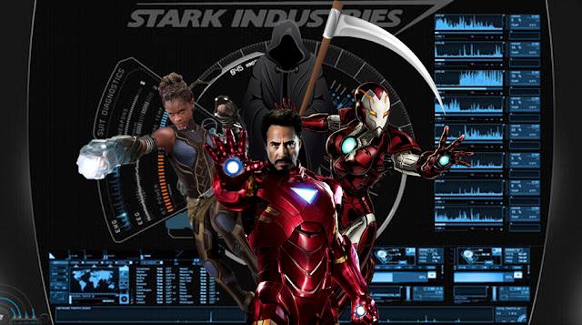 Tony Stark post Avengers: EndGame