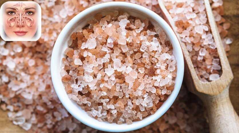 Inhale Himalayan Pink Salt To Reduce Mucus Build Up, Sinus Infections, and Promote Better Sleep