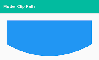 flutter clip path example