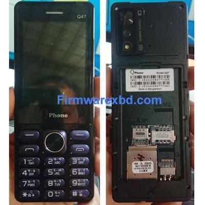 QPhone Q47 Flash File