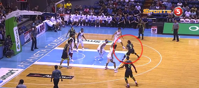 Terrence Romeo's NASTY Move Against RoS import JD Weatherspoon (VIDEO)