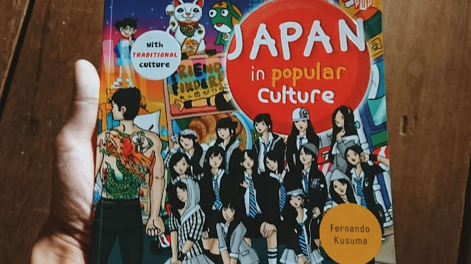 [Review Buku] Japan in Popular Culture Karya Fernando Kusuma