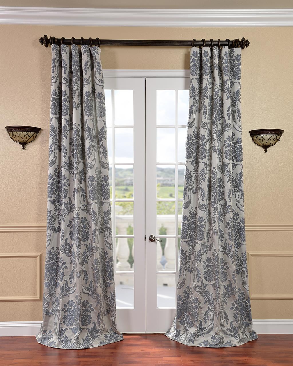 Elegant Curtain Ideas Tie Backs Curtains And Drapes Designs