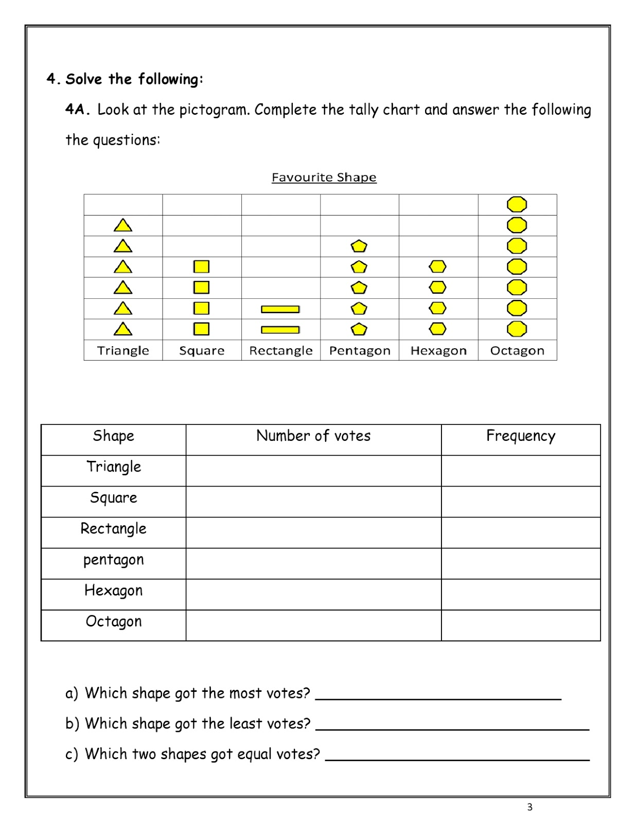 Birla World School Oman Homework For Grade 2 As On 30 04