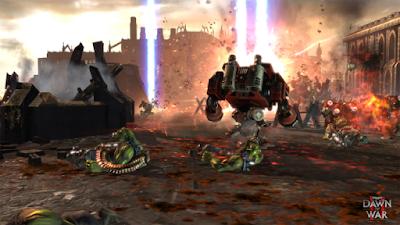 Warhammer 40,000: Dawn Of War II pc game download