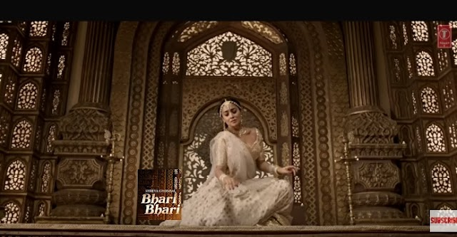भरी भरी मटके Bhari Bhari Matke lyrics in Hindi-Shreya Ghoshal - MANN BHEETAR