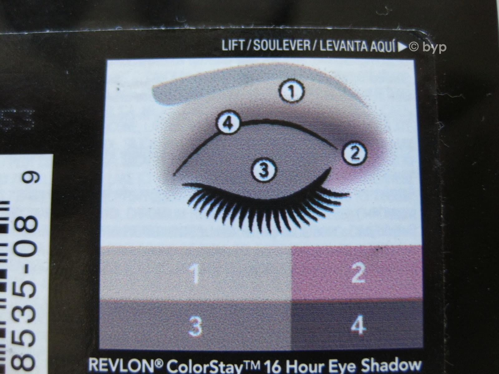 Adventures of a bright young person make up revlon colorstay i decided to try the look and this is my attempt im not much of an eyeshadow person meaning im quite mediocre at creating beautiful eye looks and my ccuart Images