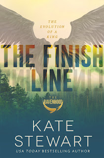 The Finish Line by Kate Stewart Book Cover