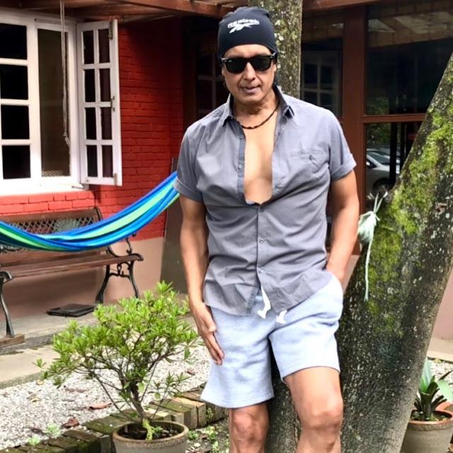 Celebrity on Instagram - Rajesh Hamal - Images