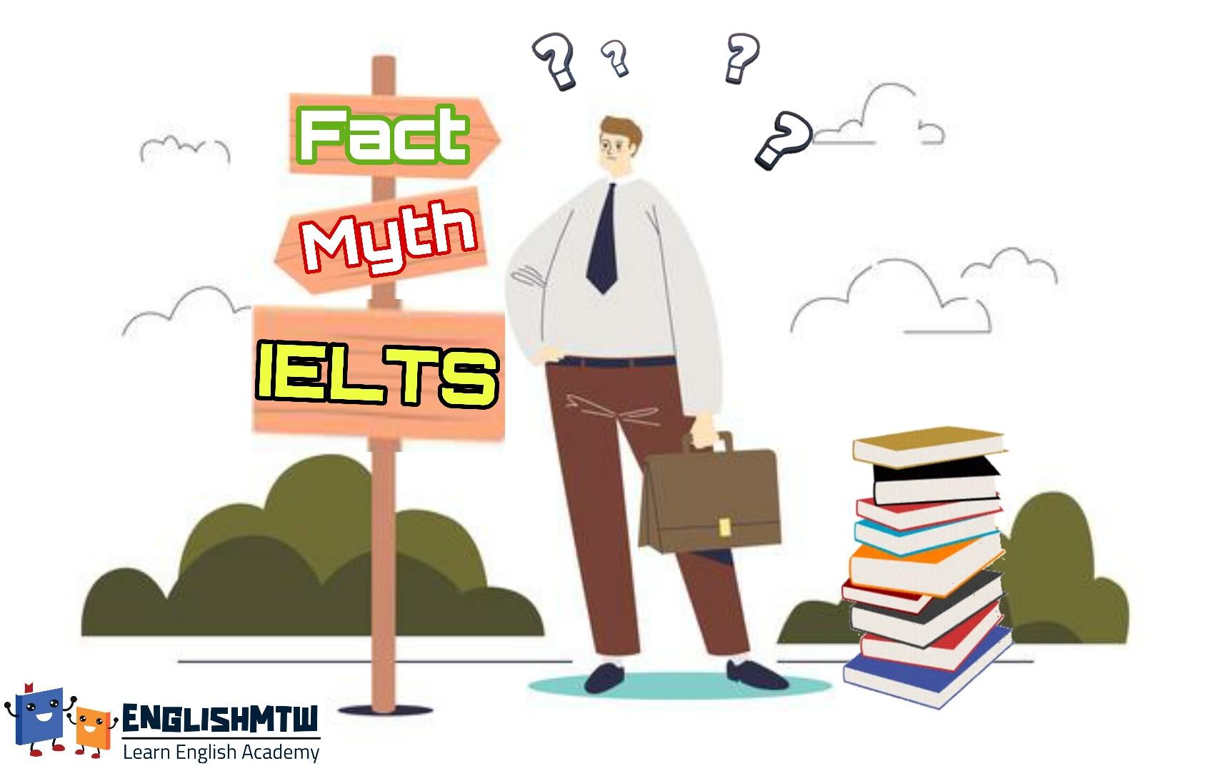 10 خرافات مفاجئة حول قسم المحادثة في اختبار الآيلتس IELTS Test